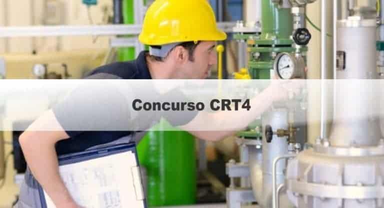 CONCURSO CRT-PR/SC-4ª Região: Inscrições abertas!