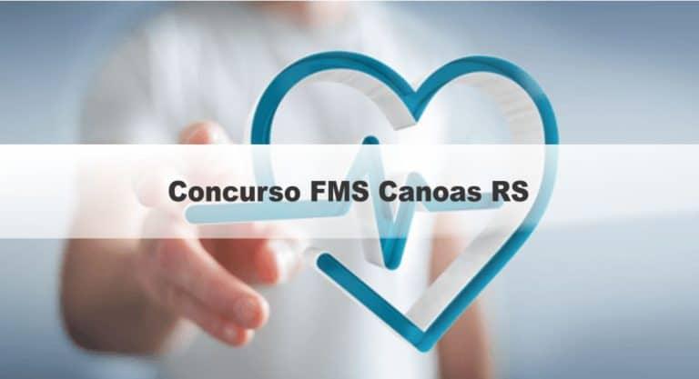 Concurso FMS Canoas RS: Suspenso