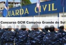Concurso GCM Campina Grande do Sul