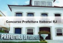 Concurso Prefeitura Itaboraí RJ