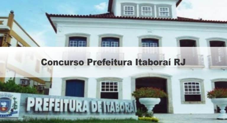 Concurso Prefeitura de Itaboraí RJ: Inscrições Abertas para 653 vagas de Professor