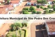 Concurso Prefeitura Municipal de São Pedro Dos Crentes