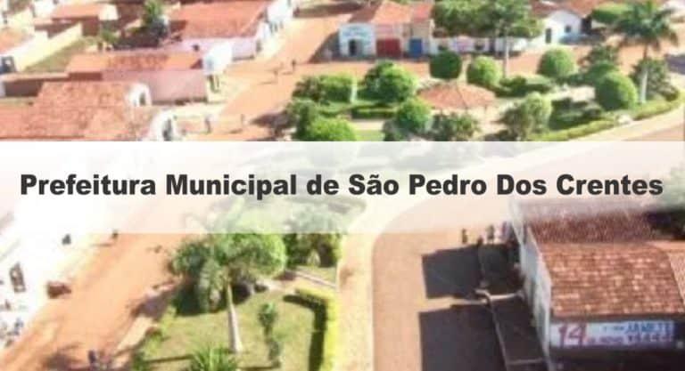 Concurso Prefeitura Municipal de São Pedro Dos Crentes (MA): Provas adiadas