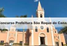 Concurso Prefeitura São Roque do Canaã