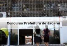 Concurso Prefeitura de Jacareí SP