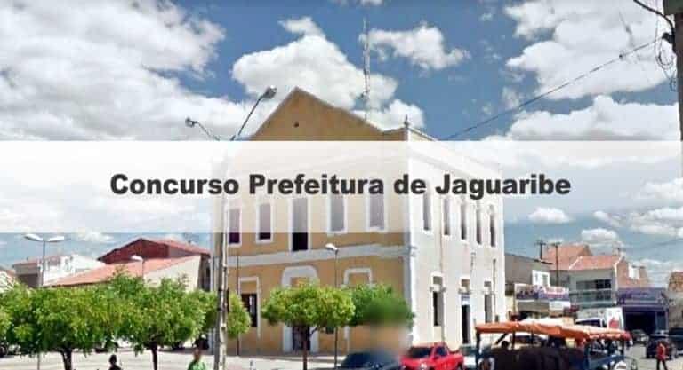 Concurso Prefeitura de Jaguaribe e SAAE CE: Inscrições Encerradas