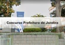 Concurso Prefeitura de Jandira