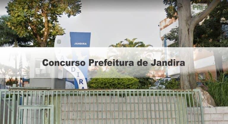 Concurso Prefeitura de Jandira SP: Inscrições Encerradas
