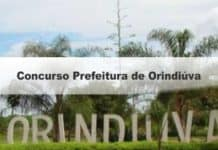 Concurso Prefeitura de Orindiúva