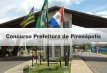 Concurso Prefeitura de Pirenópolis