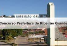 Concurso Prefeitura de Ribeirão Grande