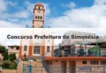 Concurso Prefeitura de Simonésia