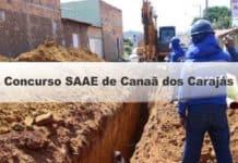 Concurso SAAE de Canaã dos Carajás