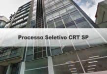 Processo Seletivo CRT SP