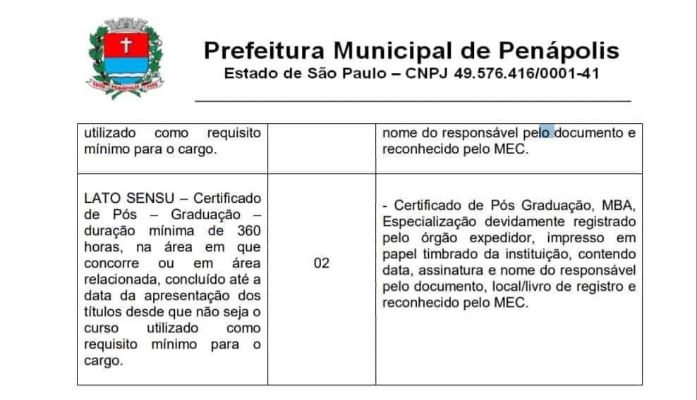 ijol4 - Concurso Prefeitura de Penápolis SP: Provas suspensas