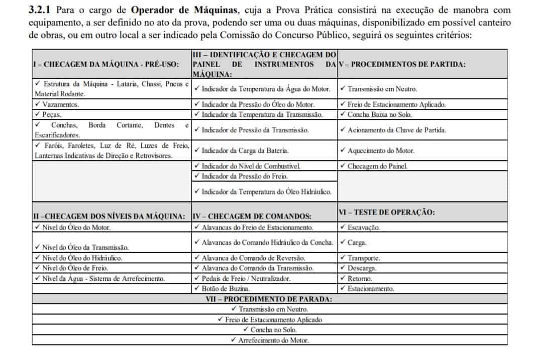 prat - Concurso Prefeitura de Água Clara MS