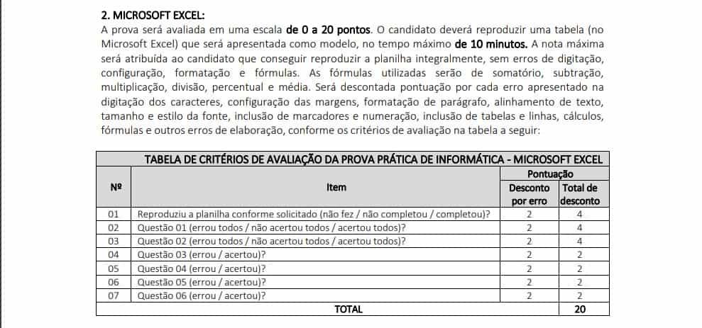 pratica 1 1 - Concurso Prefeitura Lucas do Rio Verde MT: Provas remarcadas para o dia 06/12
