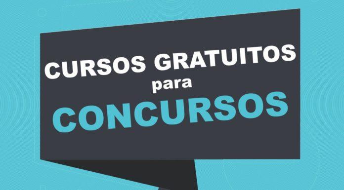 CURSOS GRATUITOS PARA CONCURSOS