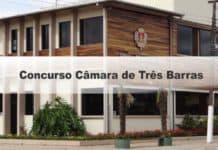 Concurso Câmara de Três Barras SC