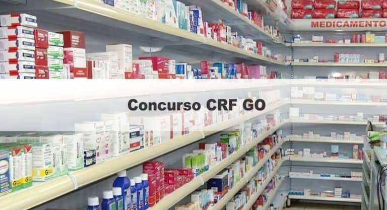 Concurso CRF GO: Instituto Quadrix confirmado como organizador