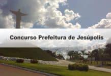 Concurso Prefeitura de Jesúpolis GO