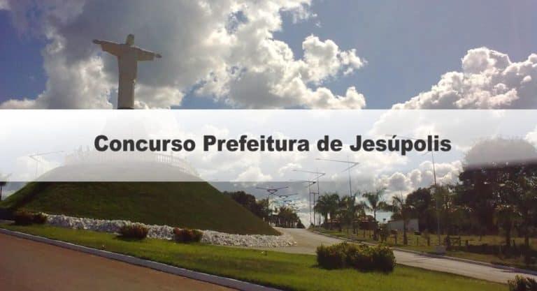 Concurso Prefeitura de Jesúpolis GO: concurso está adiado