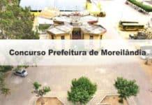 Concurso Prefeitura de Moreilândia PE