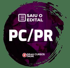 saiu o edital pcpr 300x291 - Concurso PC PR: Inscrições até o dia 02 de junho. 400 vagas!