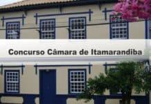 Concurso Câmara Itamarandiba MG