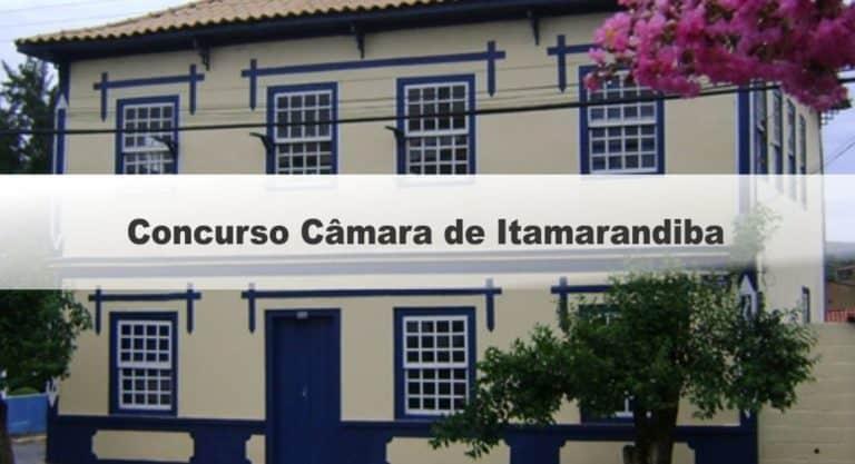 Concurso Câmara Itamarandiba MG: Provas em Fevereiro de 2021