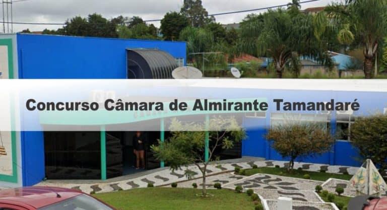 Concurso Câmara de Almirante Tamandaré PR: Inscrições Encerradas