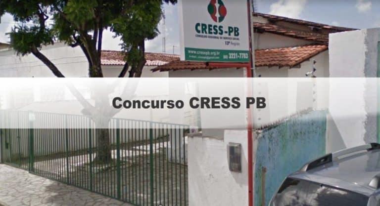 Concurso CRESS PB 2020: Inscrições encerradas