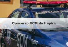 Concurso GCM de Itapira SP