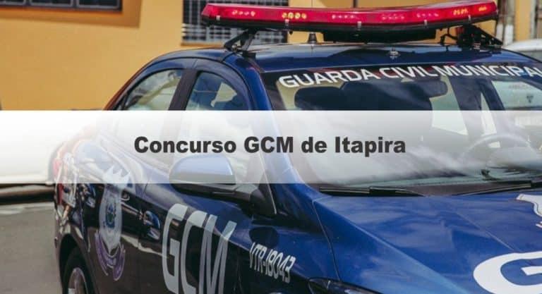 Concurso GCM de Itapira SP: Inscrições Encerradas !