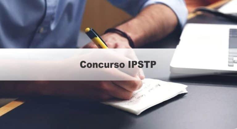Concurso IPSTP RS: Inscrições Encerradas