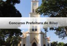 Concurso Prefeitura de Bilac SP