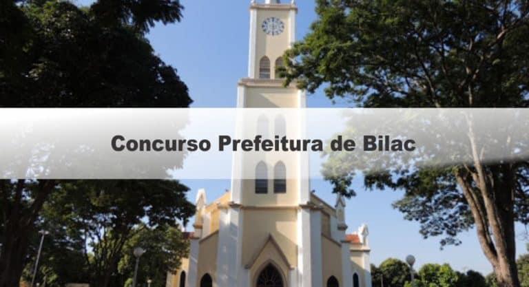 Concurso Prefeitura de Bilac SP: Inscrições Encerradas