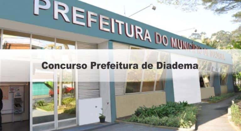 Concurso Prefeitura de Diadema SP 2020: Inscrições Encerradas