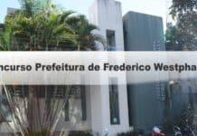 Concurso Prefeitura de Frederico Westphalen RS