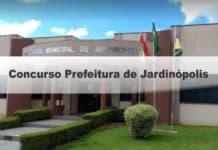 Concurso Prefeitura de Jardinópolis SC