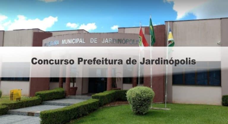 Concurso Prefeitura de Jardinópolis SC: Inscrições Abertas