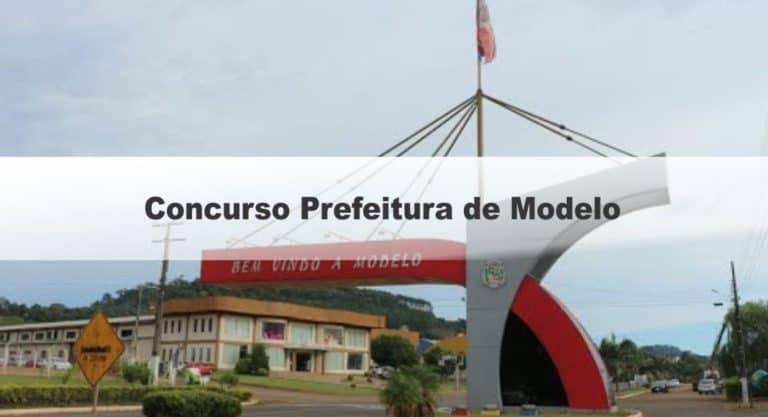 Concurso Prefeitura de Modelo SC: Inscrições Encerradas