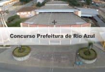 Concurso Prefeitura de Rio Azul PR