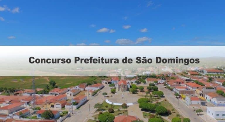 Concurso Prefeitura de São Domingos GO: Inscrições Encerradas