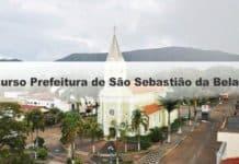 Concurso Prefeitura de São Sebastião da Bela Vista MG