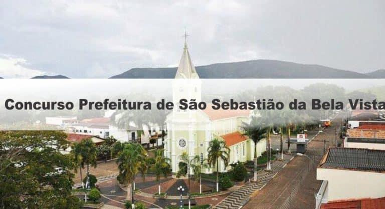 Concurso Prefeitura de São Sebastião da Bela Vista MG:Inscrições Encerradas