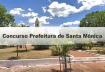 Concurso Prefeitura de Santa Mônica PR
