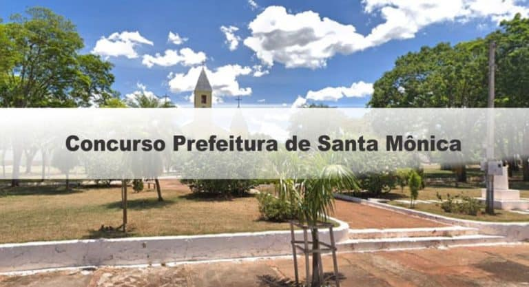 Concurso Prefeitura de Santa Mônica PR: Inscrições Encerradas