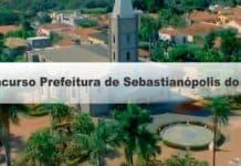 Concurso Prefeitura de Sebastianópolis do Sul