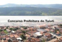 Concurso Prefeitura de Tuiuti SP